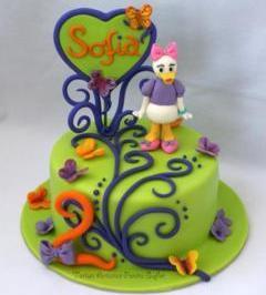 Tort Daisy