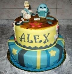 Tort Robotzi