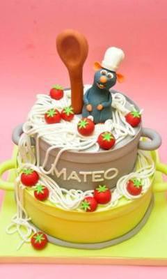 Tort Ratatouille