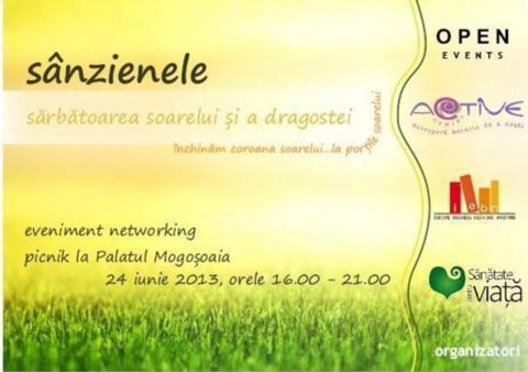 Eveniment de Sanziene organizat de Active Center