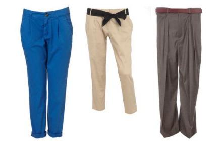 tendinte pantaloni