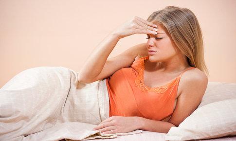 dureri de spate și picioare înainte de menstruație