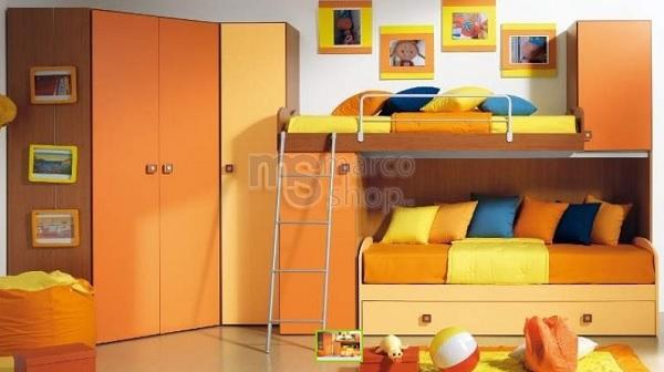 antier cu doua paturi