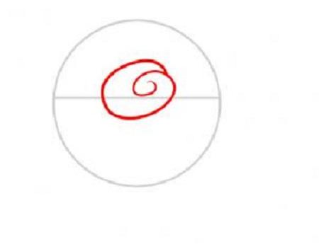 Cum sa desenezi un trandafir-pas 2