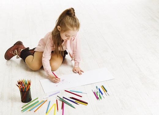 Incurajeaza-ti copilul sa deseneze cat mai mult