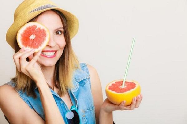 Consumul de grepfrut