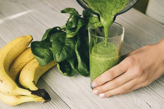 Consumul de frunze verzi  este benefic in perioada in care alaptezi