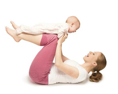 Exercitiu fizic ideal pentru muschii abdominali si cei ai picioarelor