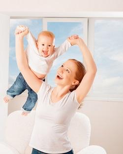 Dansul este o activitate fizica potrivita pentru recuperarea postpartum