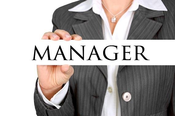 Femeie manager