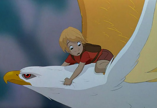 Cody, personaj din desenul animat The Rescuers Down Under