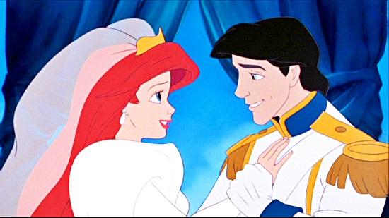 Printul Eric si Ariel