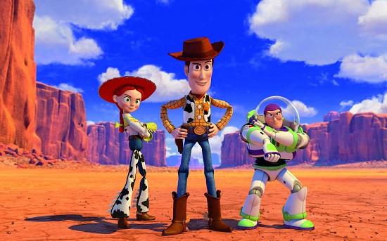 Jessie, personaj din Toy Story 2
