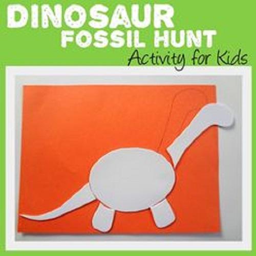Vanatoarea de fosile de dinozaur