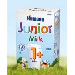 Lapte de creștere Humana Junior