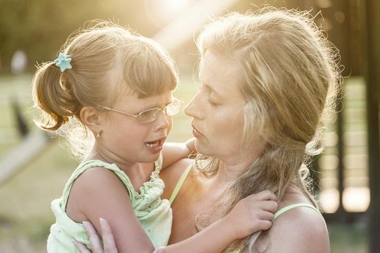 Copiii pot trece usor de la entuziasm la teama