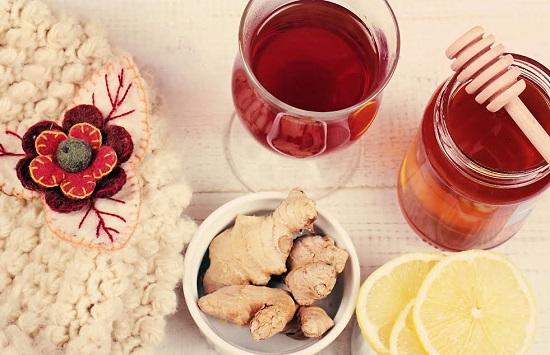 Ceaiul de ghimbir este numai bun pentru raceala si gripa
