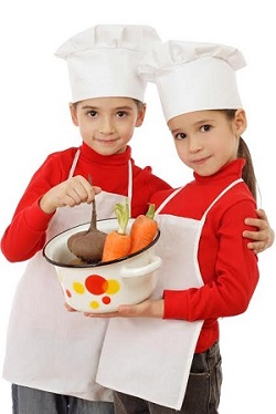 Sfecla rosie este un aliment benefic pentru copii