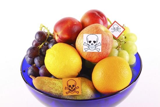 Fructele ce nu sunt organice sunt daunatoare si trebuie incluse in lista alimentelor interzise