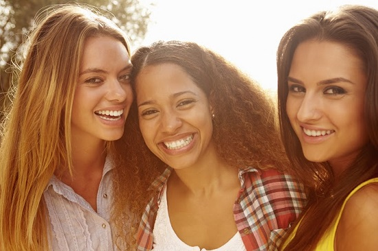 Avand grija de prietenii poti deveni mai atractiva