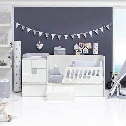 Mobilier dintr-o camera de bebelus