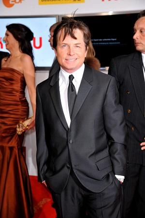Michael J.Fox sufera de Parkinson