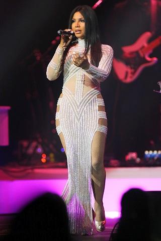 Toni Braxton sufera de o boala autoimuna grava: lupus