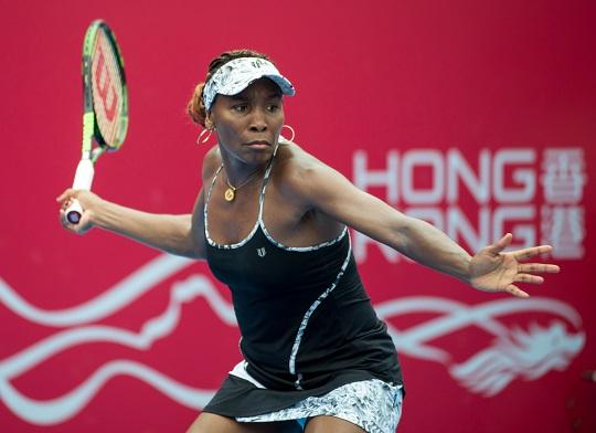 Venus Williams se confrunta si ea cu o boala autoimuna