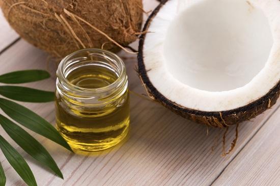 Uleiul de cocos, cicatrizant natural