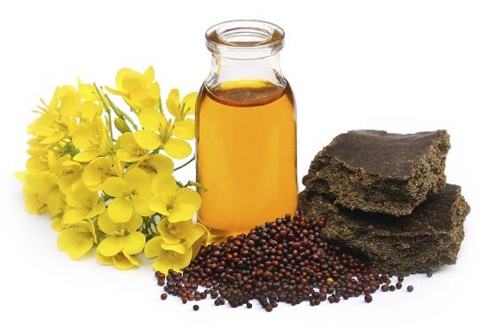 Uleiul din seminte de mustar este un cicatrizant natural