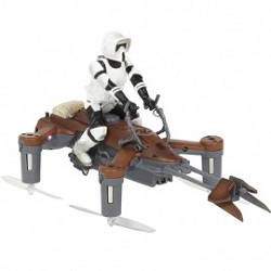 Jucarie Star Wars Speeder Bike