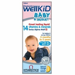 Supliment alimentar Wellkid Baby&Infant
