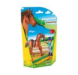 Jucarie Dresor si calul sau
