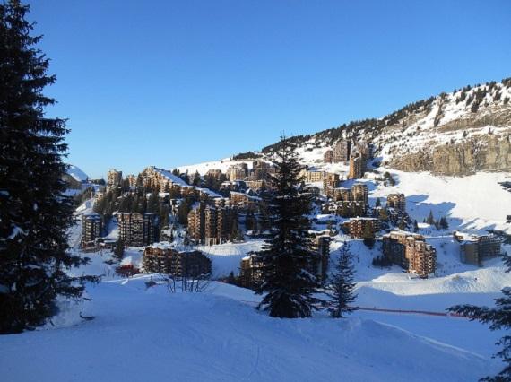 Avoriaz, una dintre cele mai frumoase statiuni de ski din Europa
