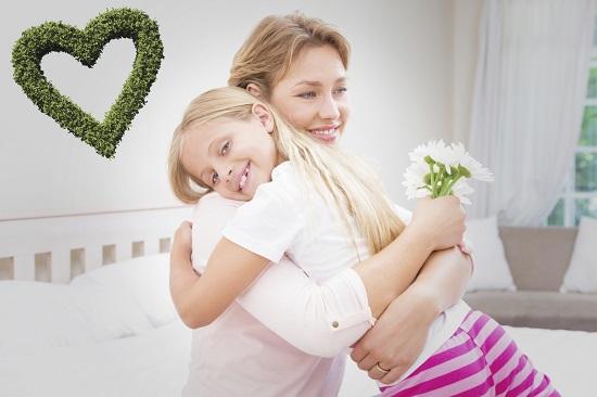 Imagine mesaj de la multi cu mama prietena grozava