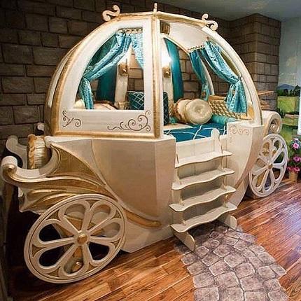 Dormitor inspirat din Cenusareasa