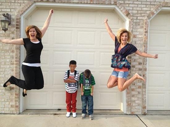 Bucuria reinceperii anului scolar trebuie impartasita