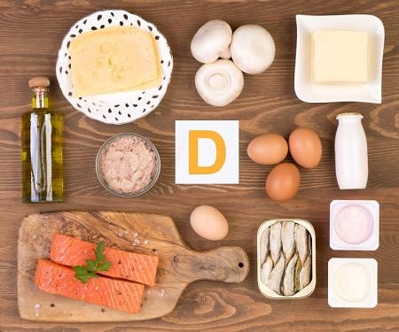 Alimente ce pot preveni deficienta de vitamina D la copil