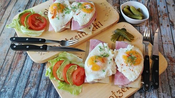 Sandvisuri cu oua
