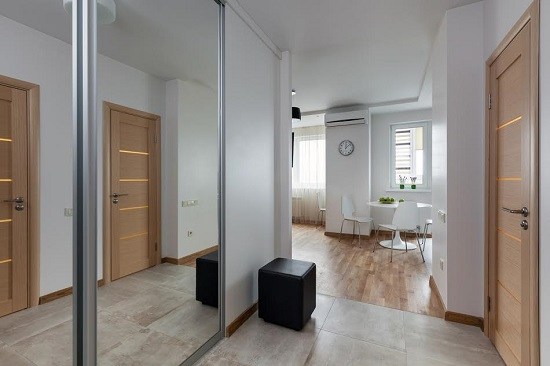 Interiorul unui apartament