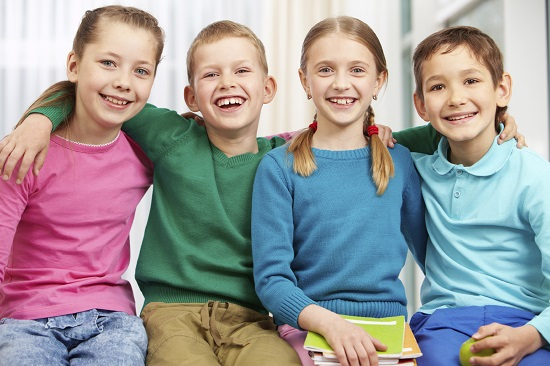 Intrebare pentru copil: Crezi ca esti un prieten bun?