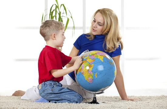Intrebare pentru copil: Daca am avea un avion, unde ai vrea sa plecam