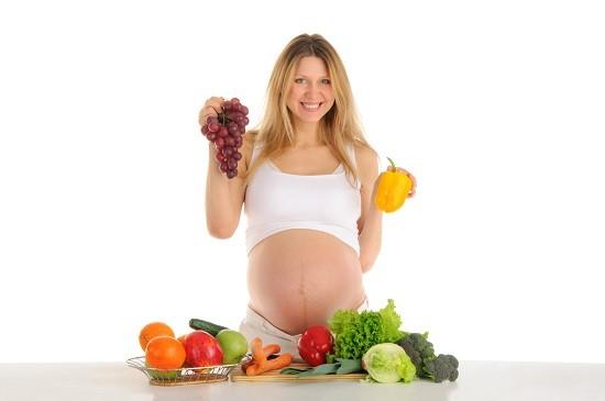 Strugurii protejeaza inima pe parcursul sarcinii