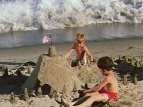 Castelul de nisip fortareata