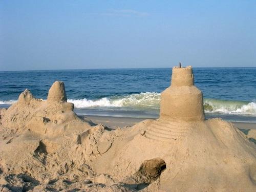 Forturile de nisip gemene