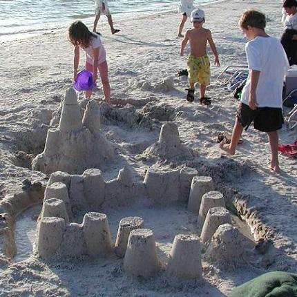"""""""Satul de vacanta din castele de nisip"""""""