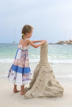 Turnuletul de nisip Sagrada
