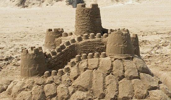 """Castelul de pe """"inaltimi"""""""