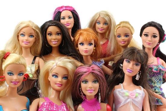 Grup de Barbie
