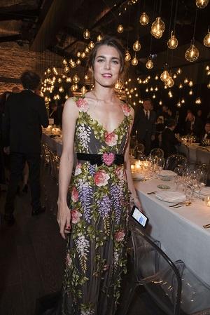 Charlotte Casiraghi, din familia regala din Monaco